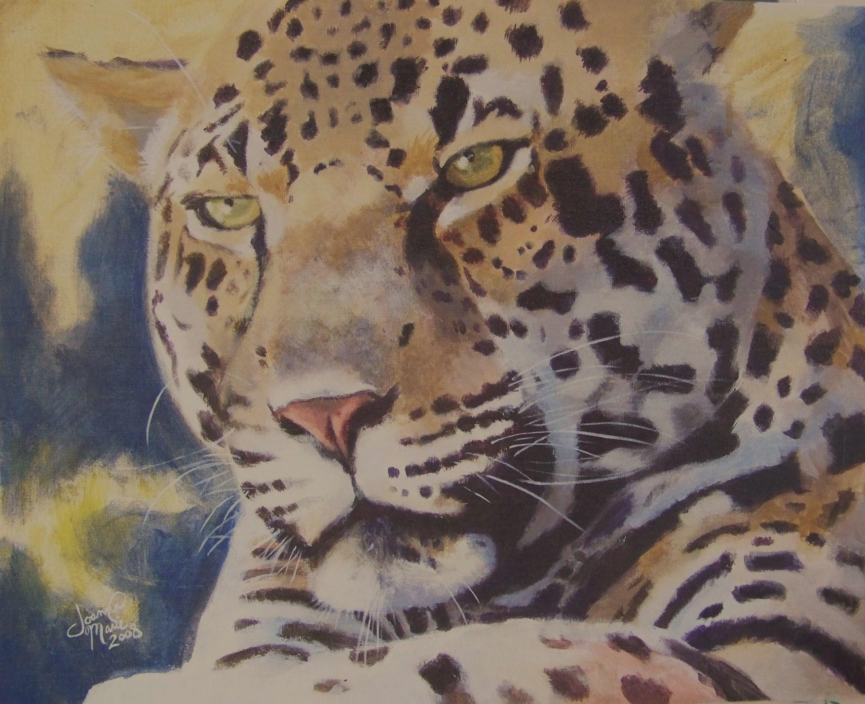 Pride, 2008, 16x20, Acrylic Paint