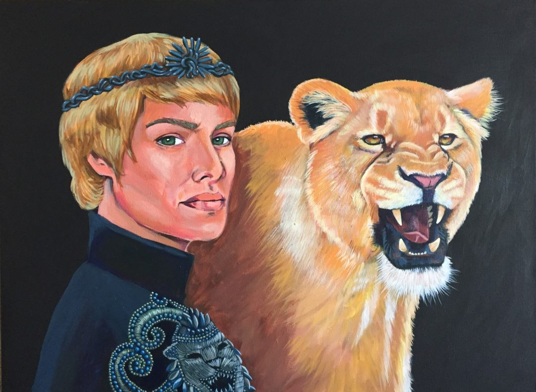 Pride Of The Lioness