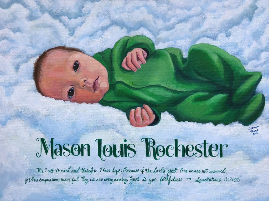 In Remembrance: Mason